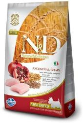 Farmina N&D Low Grain Adult Mini Chicken & Pomegranate 800g