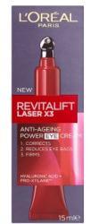 L'Oréal Revitalift Laser X3 Anti-Ageing szemkörnyékápoló 15ml