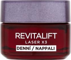 L'Oréal Revitalift Laser X3 bőröregedés elleni intenzív nappali arckrém 50ml