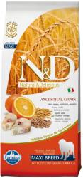 Farmina N&D Low Grain Adult Maxi Fish & Orange 12kg