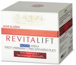 L'Oréal Revitalift ránctalanító és feszesítő éjszakai krém 50ml