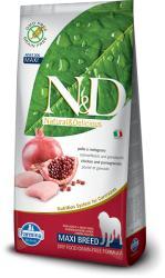 Farmina N&D Low Grain Adult Maxi Chicken & Pomegranate 2x12kg