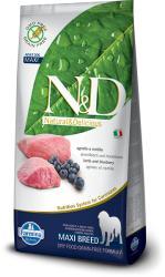Farmina N&D Low Grain Adult Maxi Lamb & Blueberry 2x12kg