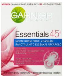 Garnier Skin Naturals Essentials 45+ ránctalanító éjszakai arcápoló 50ml