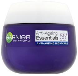 Garnier Skin Naturals Essentials 55+ ránctalanító éjszakai arcápoló 50ml