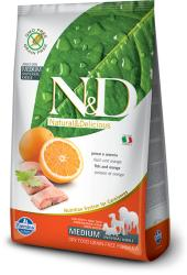 Farmina N&D Low Grain Adult Medium Fish & Orange 2,5kg