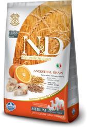 Farmina N&D Low Grain Adult Medium Fish & Orange 12kg
