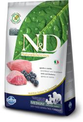Farmina N&D Low Grain Adult Medium Lamb & Blueberry 2,5kg