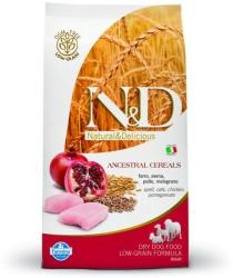 Farmina N&D Low Grain Adult Medium Chicken & Pomegranate 12kg