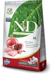 Farmina N&D Low Grain Adult Medium Chicken & Pomegranate 2x12kg