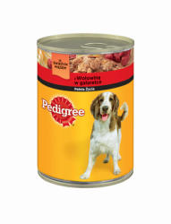 Pedigree Adult Beef in aspic 1,2kg