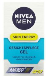 Nivea Men Skin Energy Q10 arcápoló gél 50ml