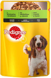Pedigree Beef & Rabbit 100g