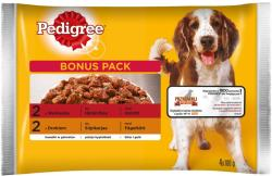 Pedigree Beef & Poultry 4x100g