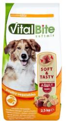 VitalBite Softmix - Poultry & Vegetables 2,5kg