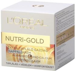 L'Oréal Nutri-Gold extra tápláló nappali krém 50ml