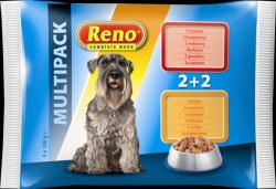 Reno Beef & Turkey 4x100g