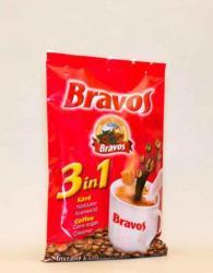 Bravos 3in1, instant, 10 x 18g