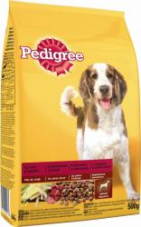 Pedigree Beef & Poultry 500g