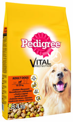 Pedigree Vital Protection Adult Poultry & Vegetables 8,4kg