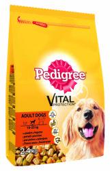 Pedigree Vital Protection Adult Poultry & Vegetables 2,4kg