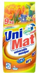 Uni Mat Spring Power Univerzális Mosópor 9 kg