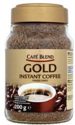 Café Blend Gold Instant Coffe, instant, 200g