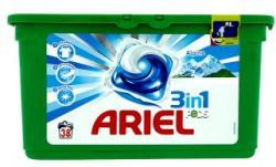 Ariel 3in1 Alpine Mosókapszula 38db