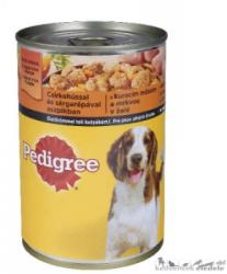 Pedigree Chicken & Carrots 400g