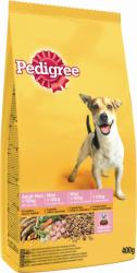 Pedigree Adult Mini Poultry & Vegetables 400g