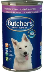 Butcher's Natural Nutriton - Lamb & Rice 390g