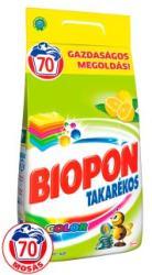 Biopon Takarékos Color mosópor 4,9 kg