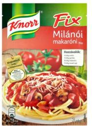 Knorr Fix Milánói Makaróni Alap (60g)