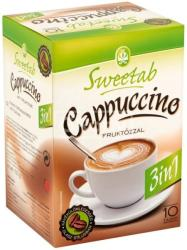 Sweetab Choco Cappuccino Light 3in1, 10 x 10g