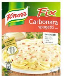 Knorr Fix Carbonara Spagetti Alap (26g)