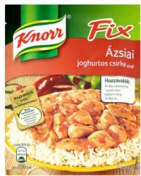 Knorr Fix Ázsiai Joghurtos Csirke Alap (48g)