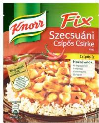 Knorr Fix szecsuáni csípős csirke alap (37g)