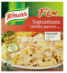 Knorr Fix sajtszószos csirkés penne alap (40g)