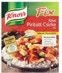 Knorr Fix Kínai Pirított Csirke Alap (39g)
