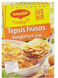 Maggi Fortélyok tepsis húsos burgonya alap (50g)