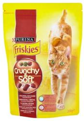 Friskies Crunchy & Soft - Beef & Chicken 200g