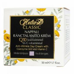 Helia-D Classic nappali ránctalanító krém minden bőrtípusra 50ml