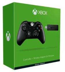 Microsoft Xbox One Controller & Wireless Adapter for Windows (NG6-00002)