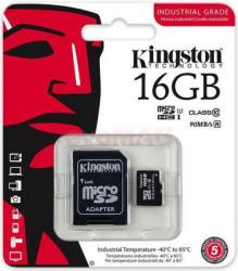 Kingston MicroSDHC 16GB Class 10 UHS-I SDCIT/16GB