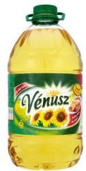 Vénusz Finomított Napraforgó Étolaj 5L