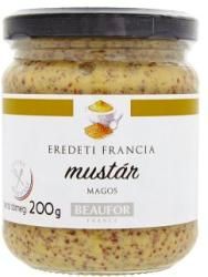 BEAUFOR Eredeti Francia Magos Mustár 200g