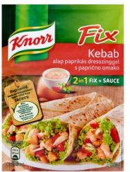 Knorr Fix 2in1 Kebab Alap Paprikás Dresszinggel (38g)