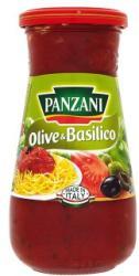PANZANI Paradicsommártás Olajbogyóval Bazsalikommal (400g)