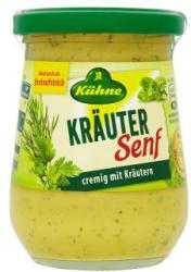 Kühne Zöldfűszeres Mustár (250ml)