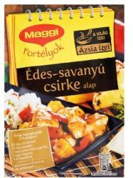 Maggi Fortélyok Édes-Savanyú Csirke Alap (55g)